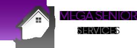 MEGA SENIOR SERVICES Logo